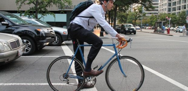 Ciclista por ciudad
