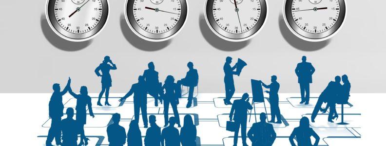 Control registro jornada laboral