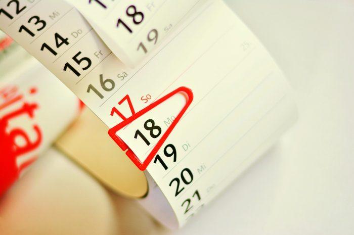 Nuevo calendario de tributos del Ayuntamiento de Murcia