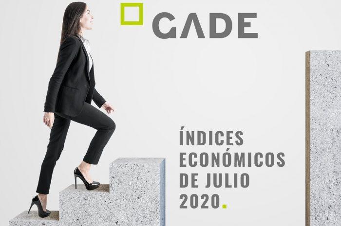 Índices económicos de interés – JULIO 2020