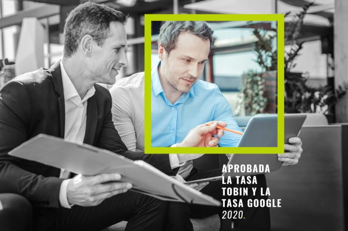 Aprobada la Tasa Tobin y la Tasa Google