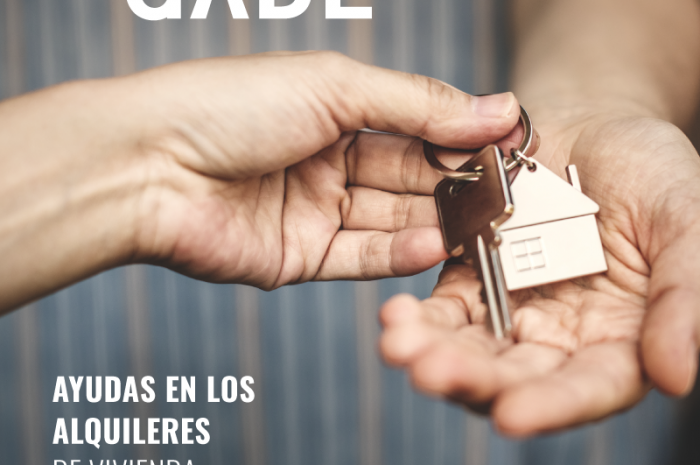 Ayudas en el alquiler de la vivienda habitual