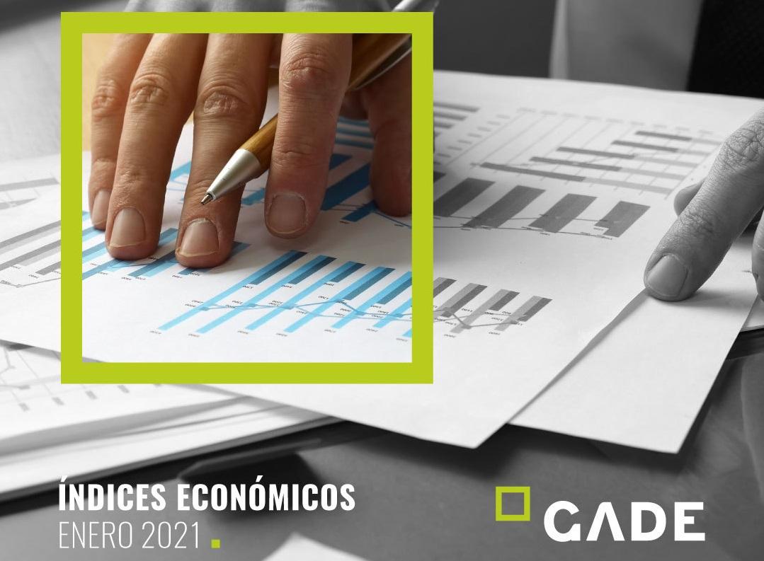 Indices económicos enero 2021